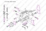 Ремкомплект 1417010008 Bosch