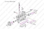 Ремкомплект 1417010011 Bosch