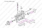 Ремкомплект 1417010012 Bosch