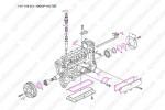 Ремкомплект 1417010013 Bosch