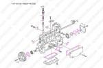 Ремкомплект 1417010018 Bosch