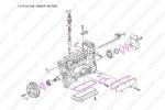 Ремкомплект 1417010019 Bosch