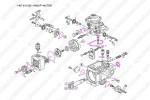Ремкомплект 1467010520 Bosch