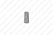 Втулка вала рычага управления, L=30.5 мм 08087 Spaco Diesel
