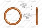 Кольцо уплотнительное ротора 31066/01 Star Diesel