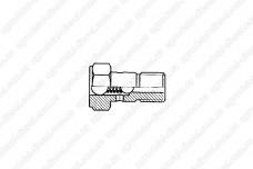 Клапан перепускной ТНВД М14 (2.0-2.5 bar) DX38027 Nova Ditex